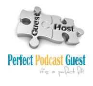 PerfectPodcastGuest.com logo